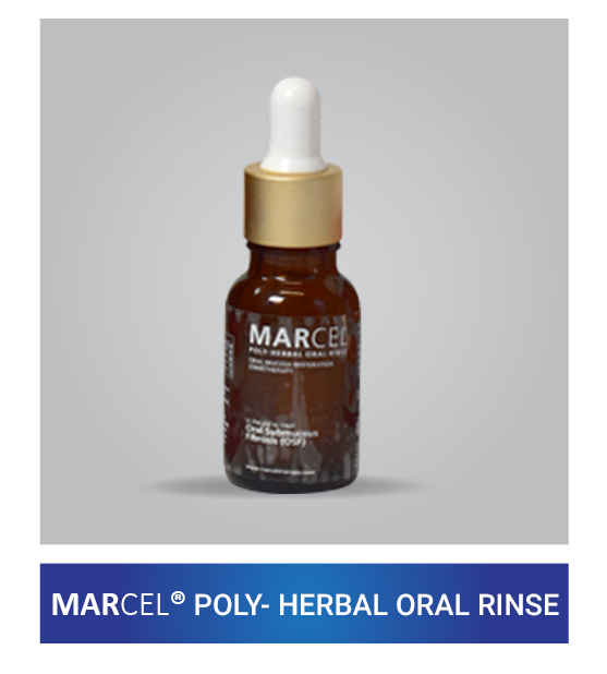 poly-herbal oral rinse